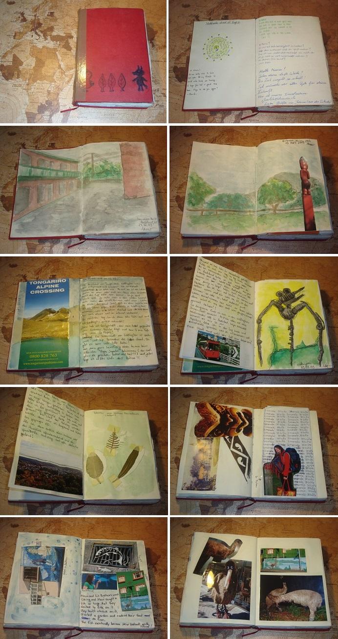 New Zealand Travel Journal