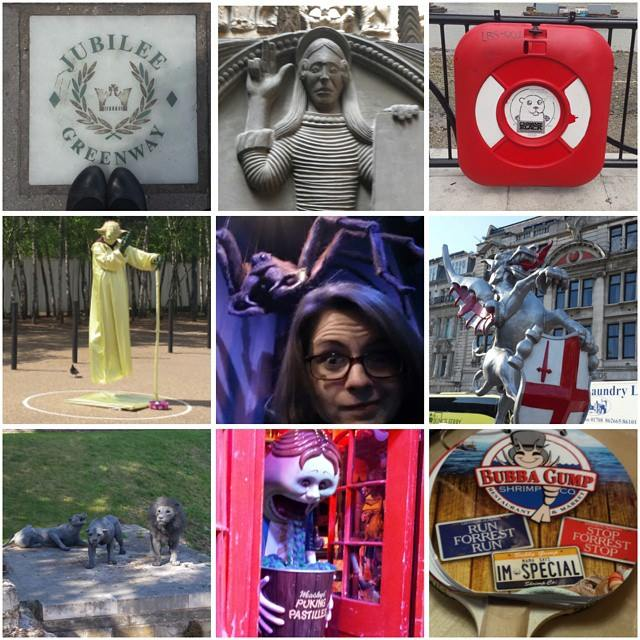 Miscellaneous highlights from my trip to London