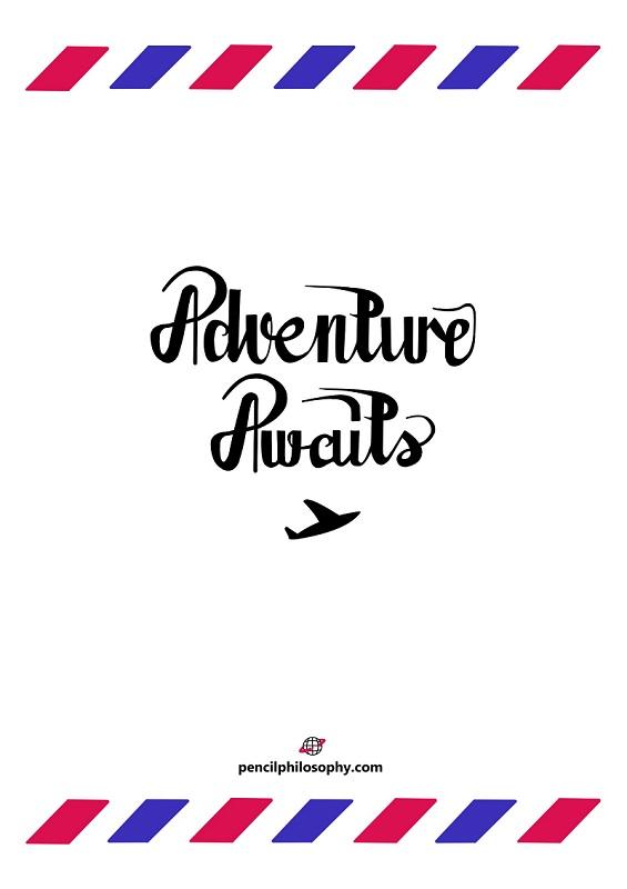 adventure awaits poster_klein