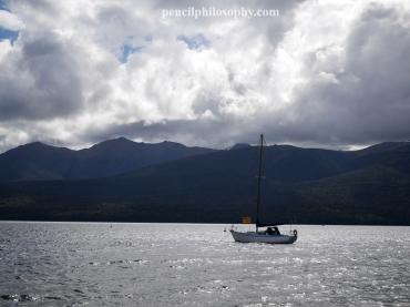 Te Anau Lake Boat