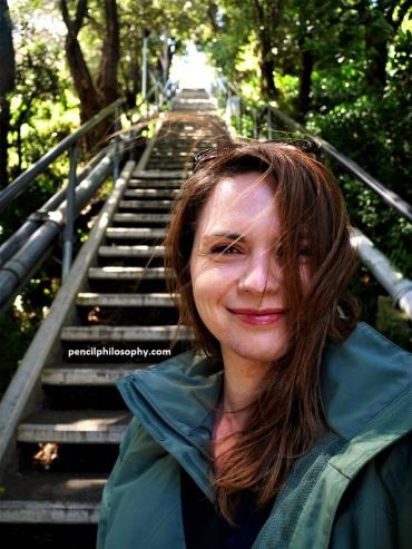 Whanganui Travel Selfie