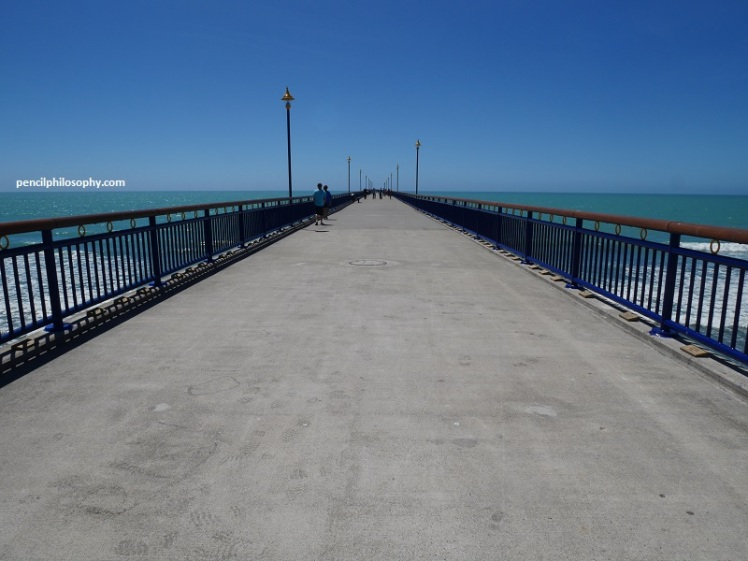 new brighton pier christchurch